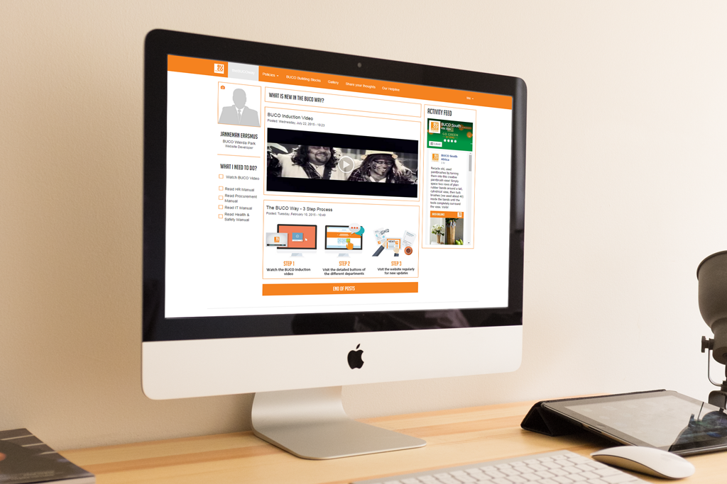 Bucoway Website